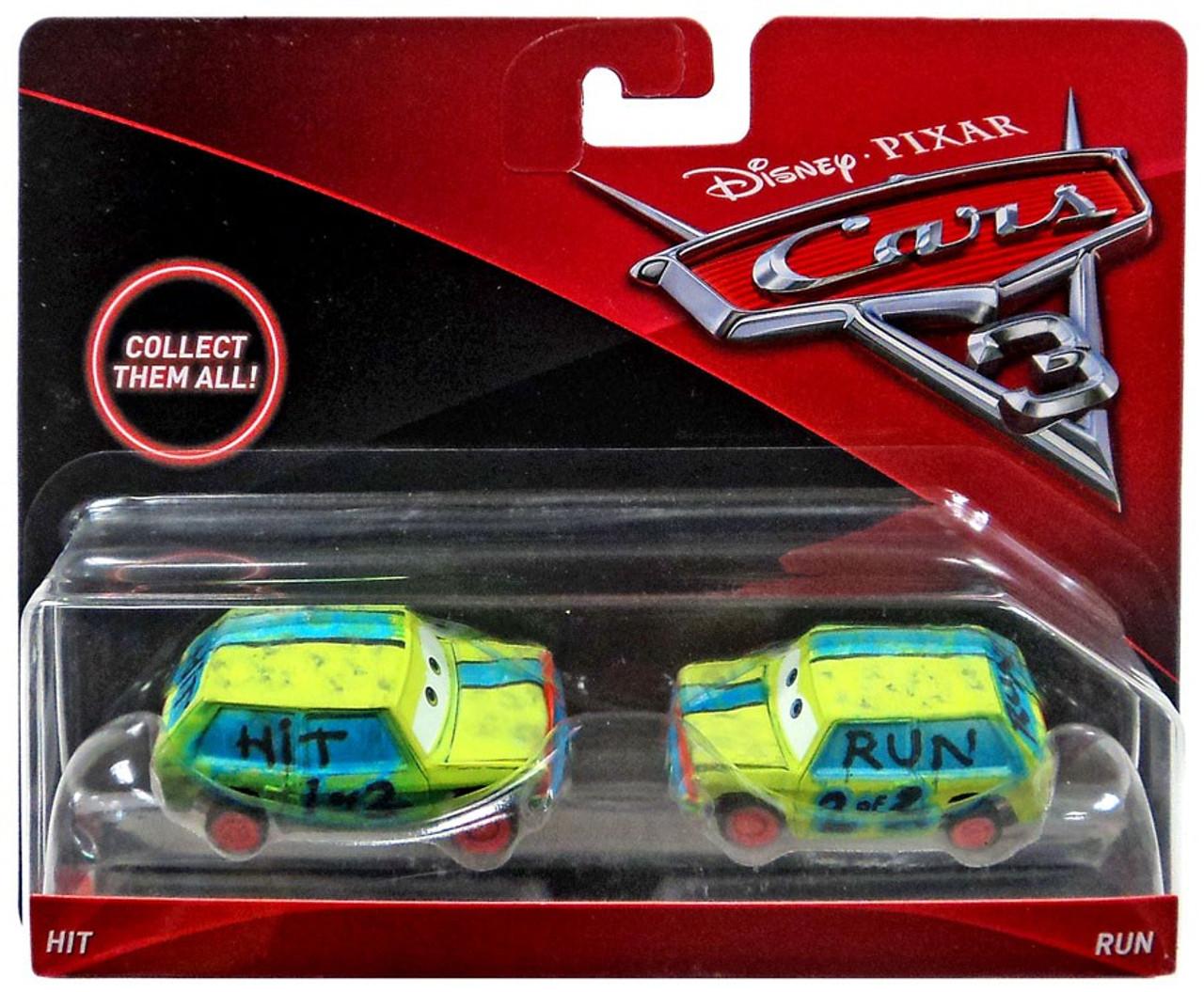 Disney Cars Diecast  Pack