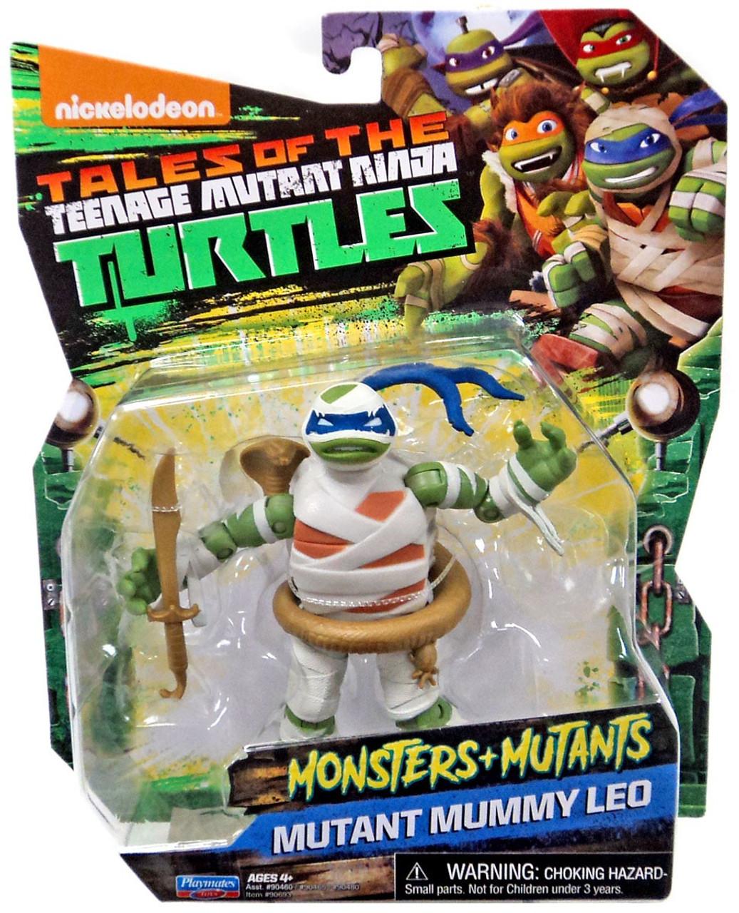 Teenage Mutant Ninja Turtles Mutant Monster Toys : Teenage mutant ninja turtles tales of the tmnt monsters