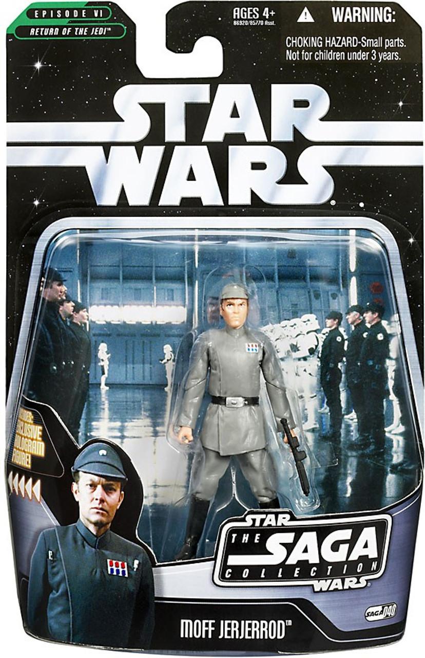 Star Wars Return of the Jedi Saga Collection 2006 Moff Jerjerrod Action Figure #40