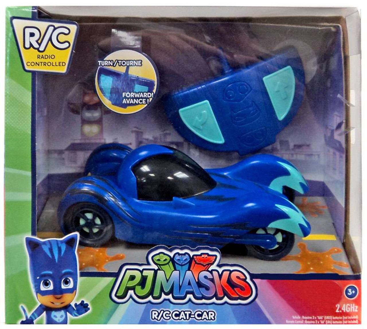 pre owned rc cars with Disney Junior Pj Masks Cat Car Rc Vehicle on Italeri Reefer Trailer 40 Foot Classic Plastic Model Kit further Tamiya 35076 Sas British Pink Panther Land Rover Plastic Model Kit further Rock Bouncing 500 Hp Buggy Climbs Sheer Cliff 212619299 besides Lexus Rc F Gt3 Racing Concept Geneva 2014 additionally Usedcars lexus co.