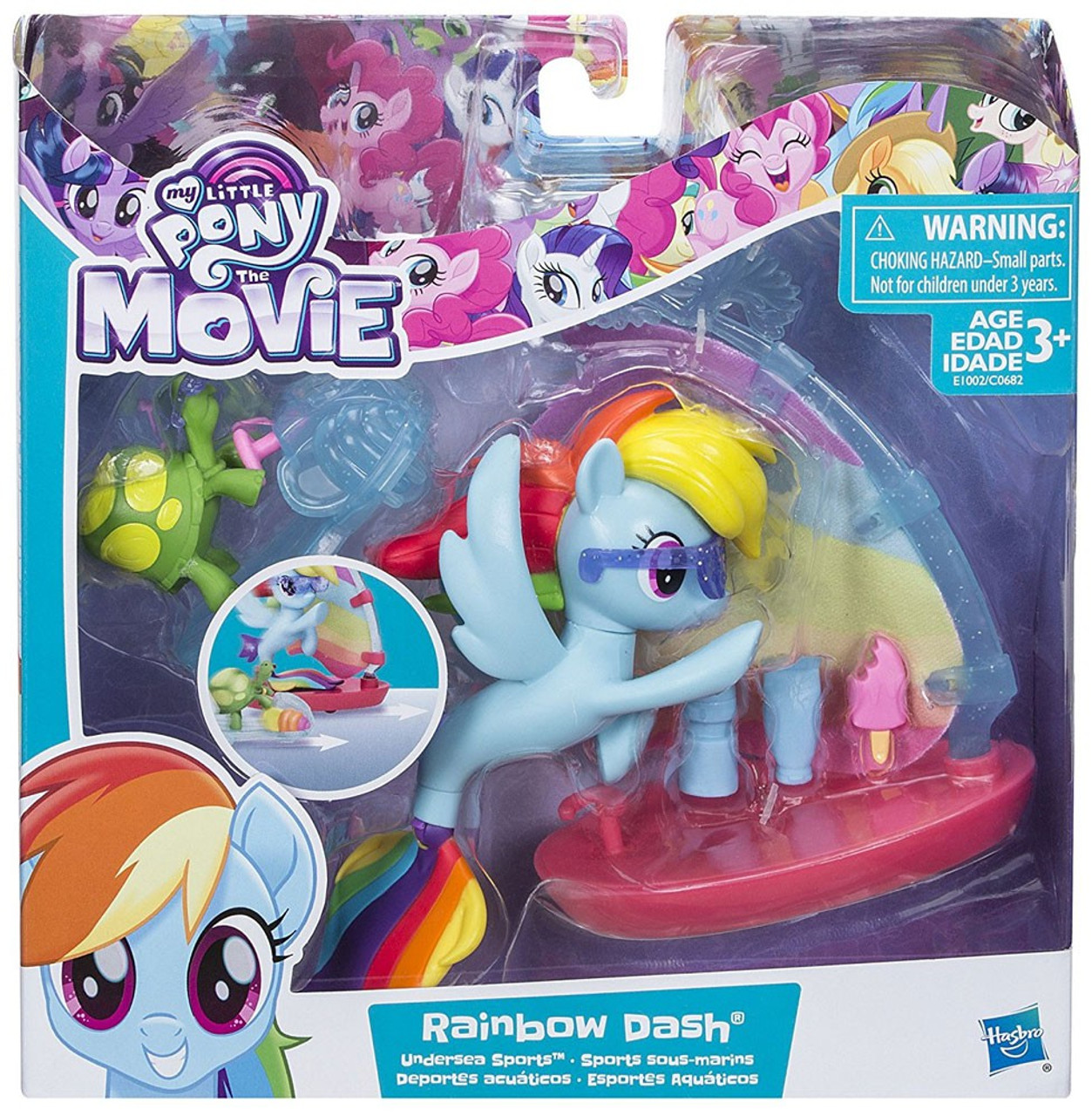 flip and whirl rainbow dash instructions