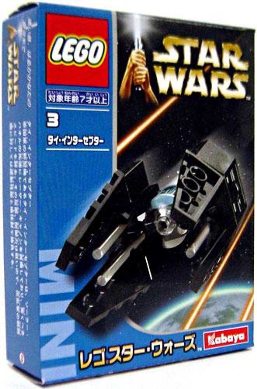 LEGO Star Wars Kabaya Mini TIE Interceptor Set [Japanese]