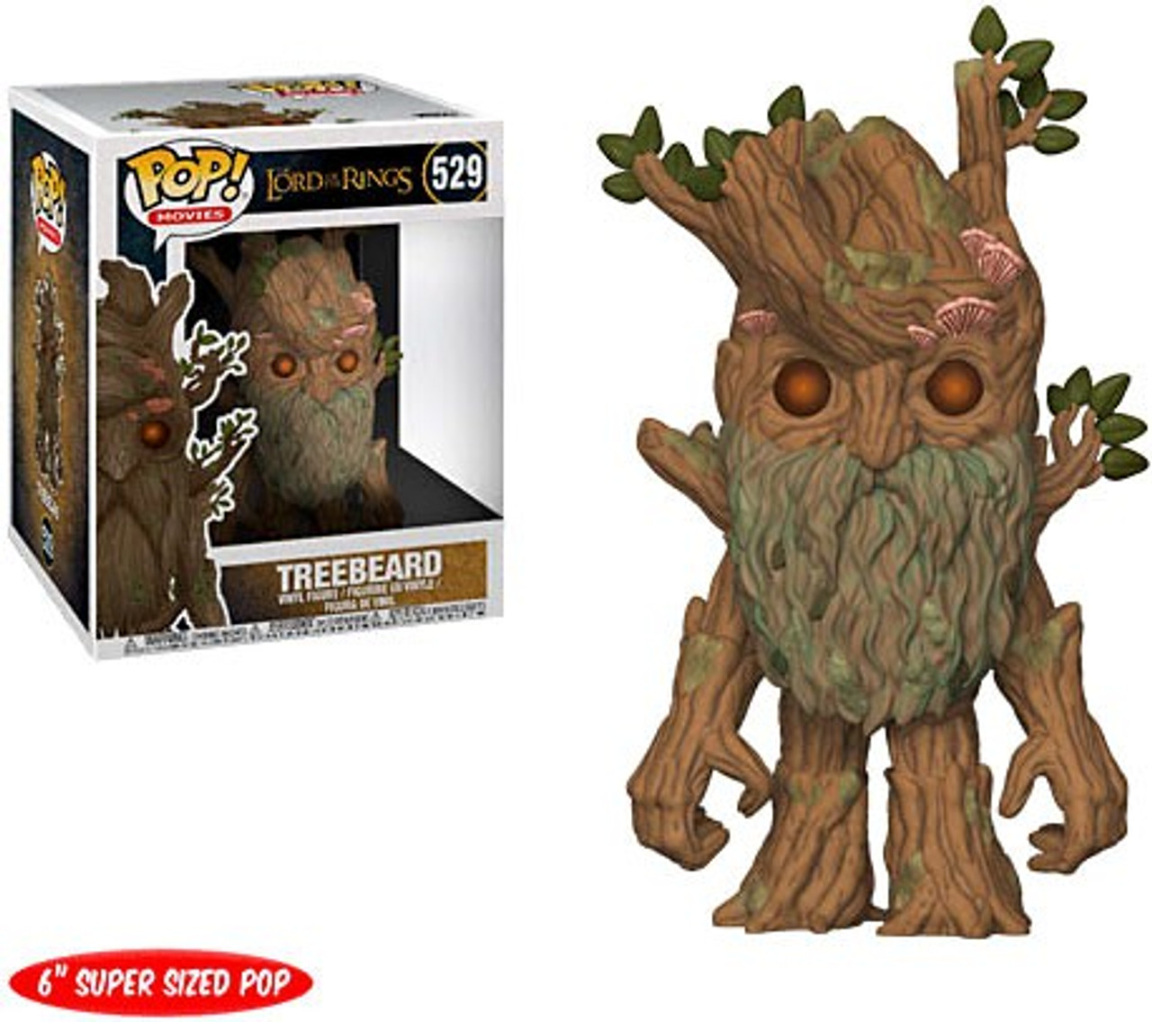 Funko Lord Of The Rings Funko Pop Movies Treebeard 6 Vinyl