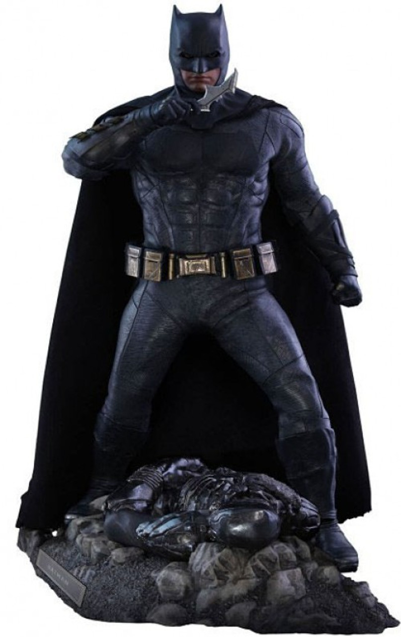 DC Justice League Movie Batman 1/6 Collectible Figure [Deluxe Version] (Pre-Order ships October)