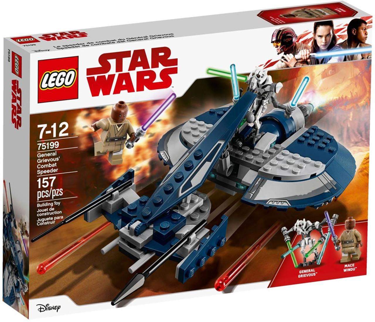 Lego Star Wars General Grievous Combat Sder Set 75199