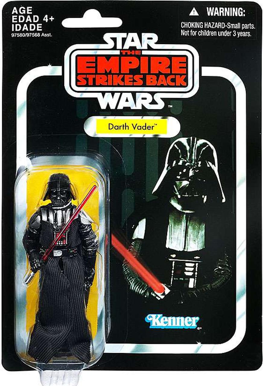 Star Wars Empire Strikes Back Vintage Collection 2010 Darth Vader Action Figure #08