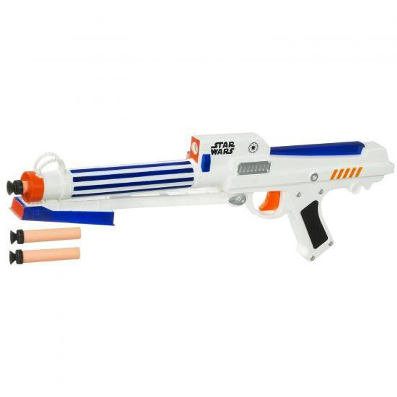 Star Wars The Clone Wars Blasters Clone Trooper Blaster Roleplay Toy [White]