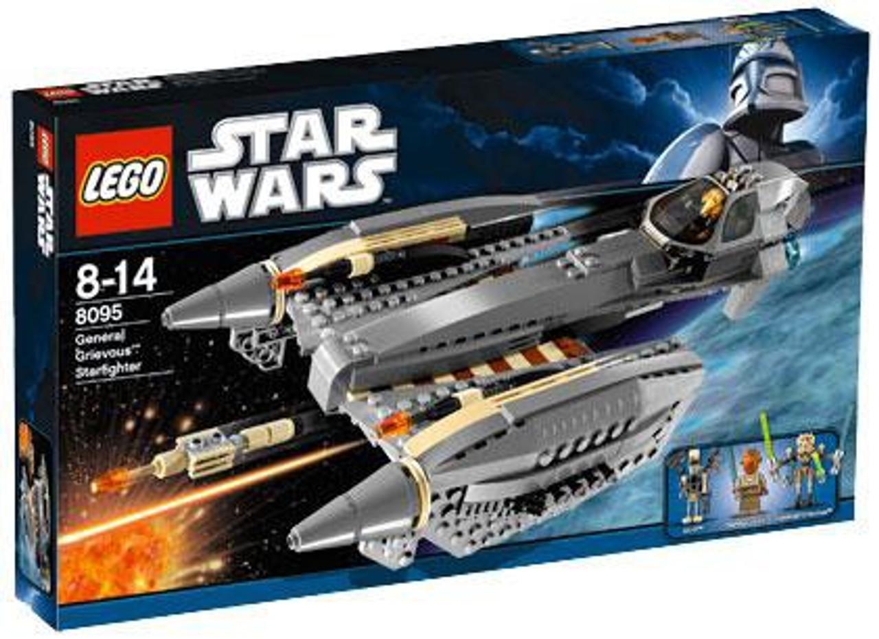 LEGO Star Wars The Clone Wars General Grievous Starfighter Set