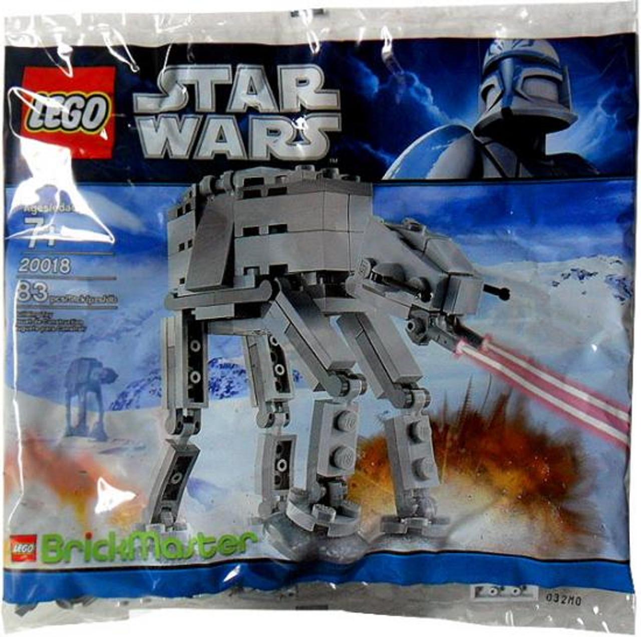 LEGO Star Wars BrickMaster Mini AT-AT Exclusive Mini Set #20018 [Bagged]