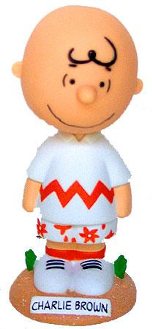 Funko Peanuts Wacky Wobbler Charlie Brown Exclusive Bobble Head [Exclusive]