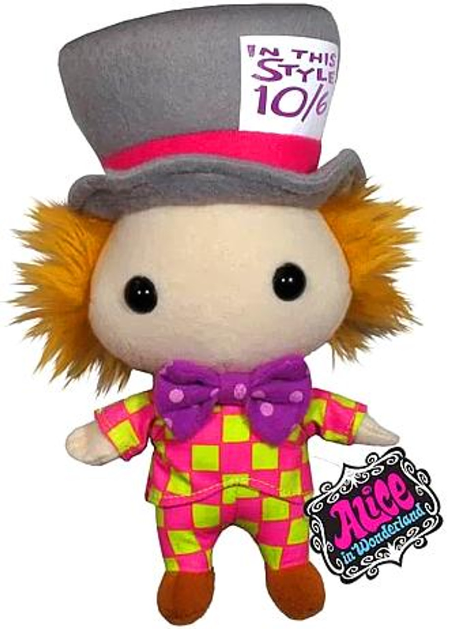 Funko Alice in Wonderland Mad Hatter 5-Inch Plushie