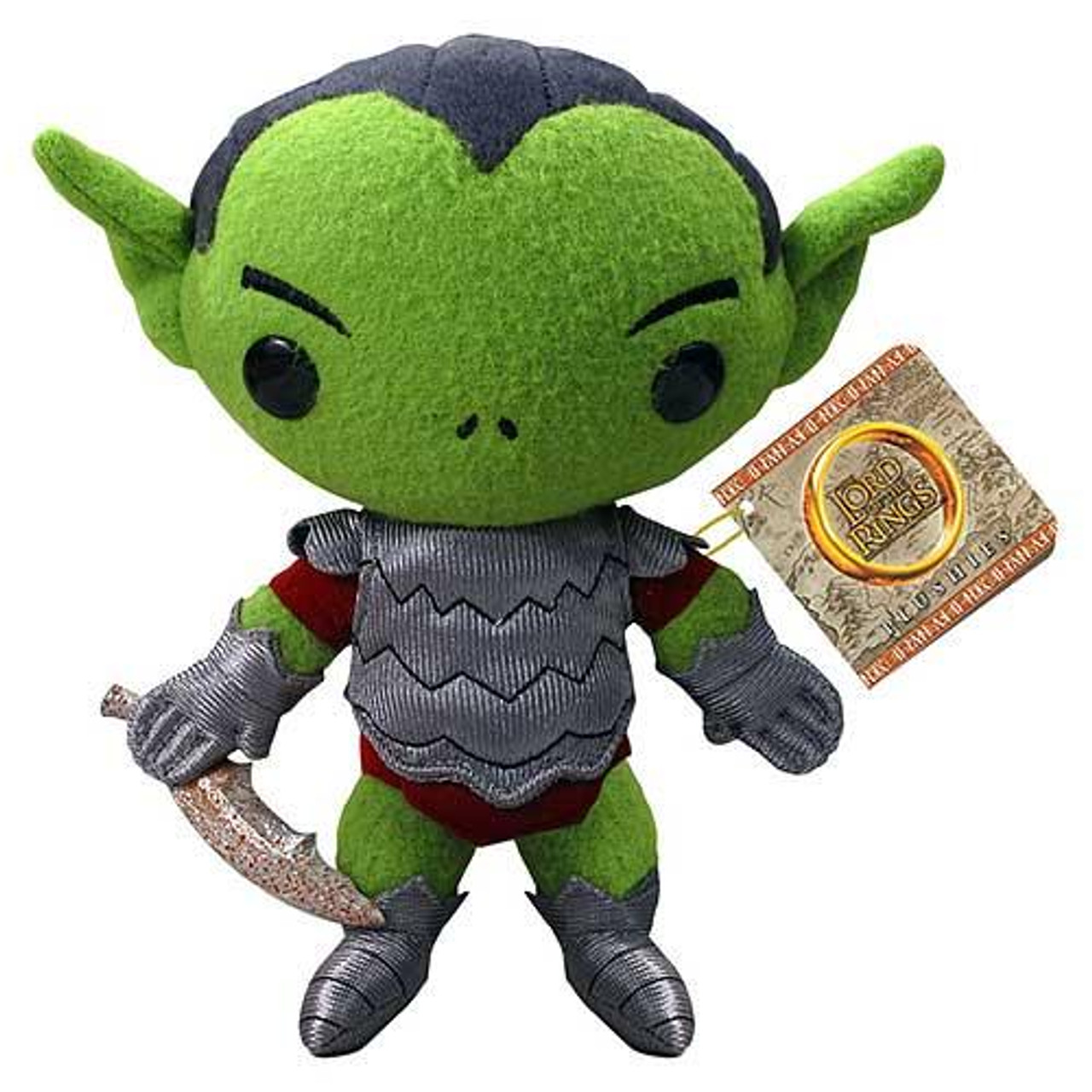 Funko The Lord of the Rings Orc 5-Inch Plushie