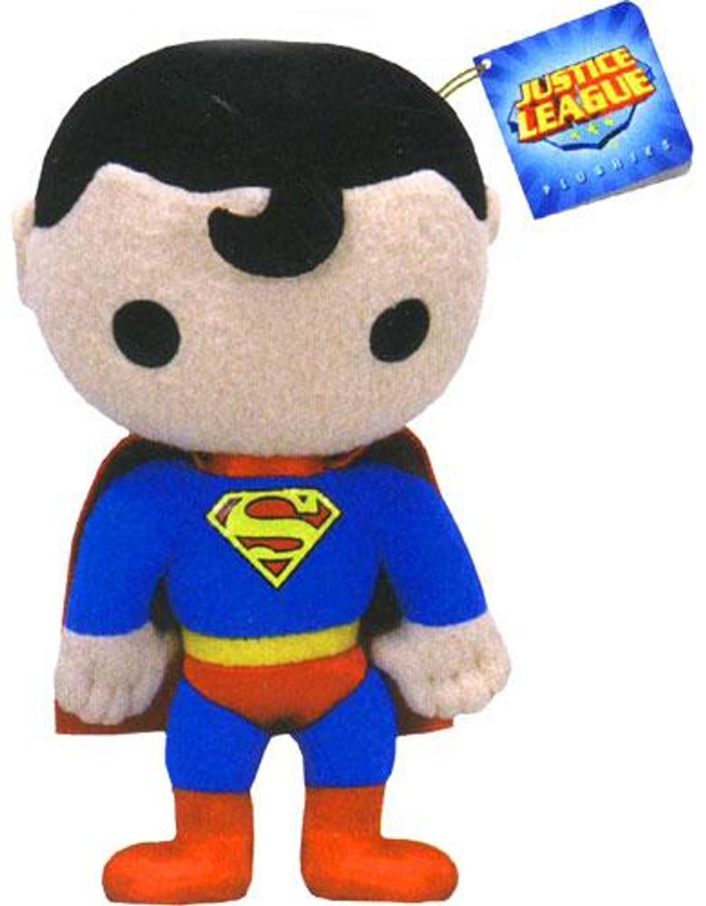 Funko Justice League Superman 5-Inch Plushie