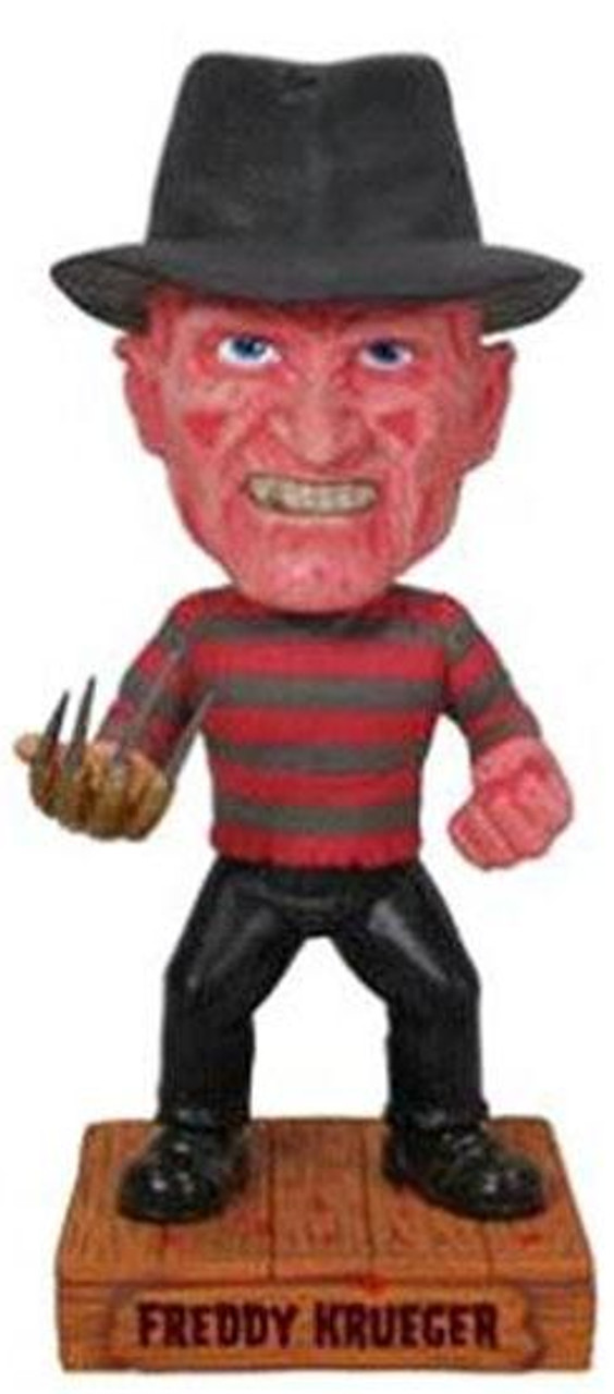 Funko A Nightmare on Elm Street Wacky Wobbler Freddy Krueger Bobble Head