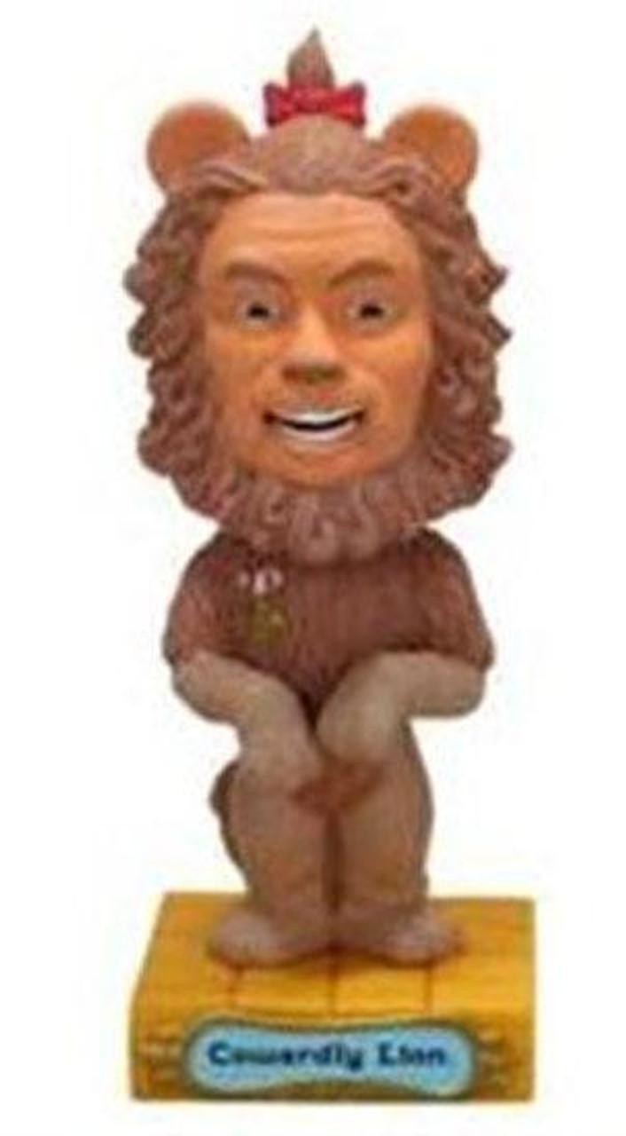 Funko The Wizard of Oz Wacky Wobbler Cowardly Lion Bobble Head