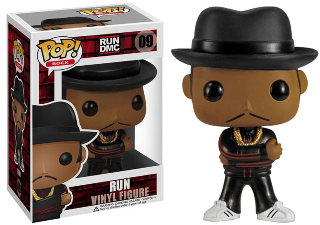 Run DMC Funko POP! Rocks Run Vinyl Figure #09