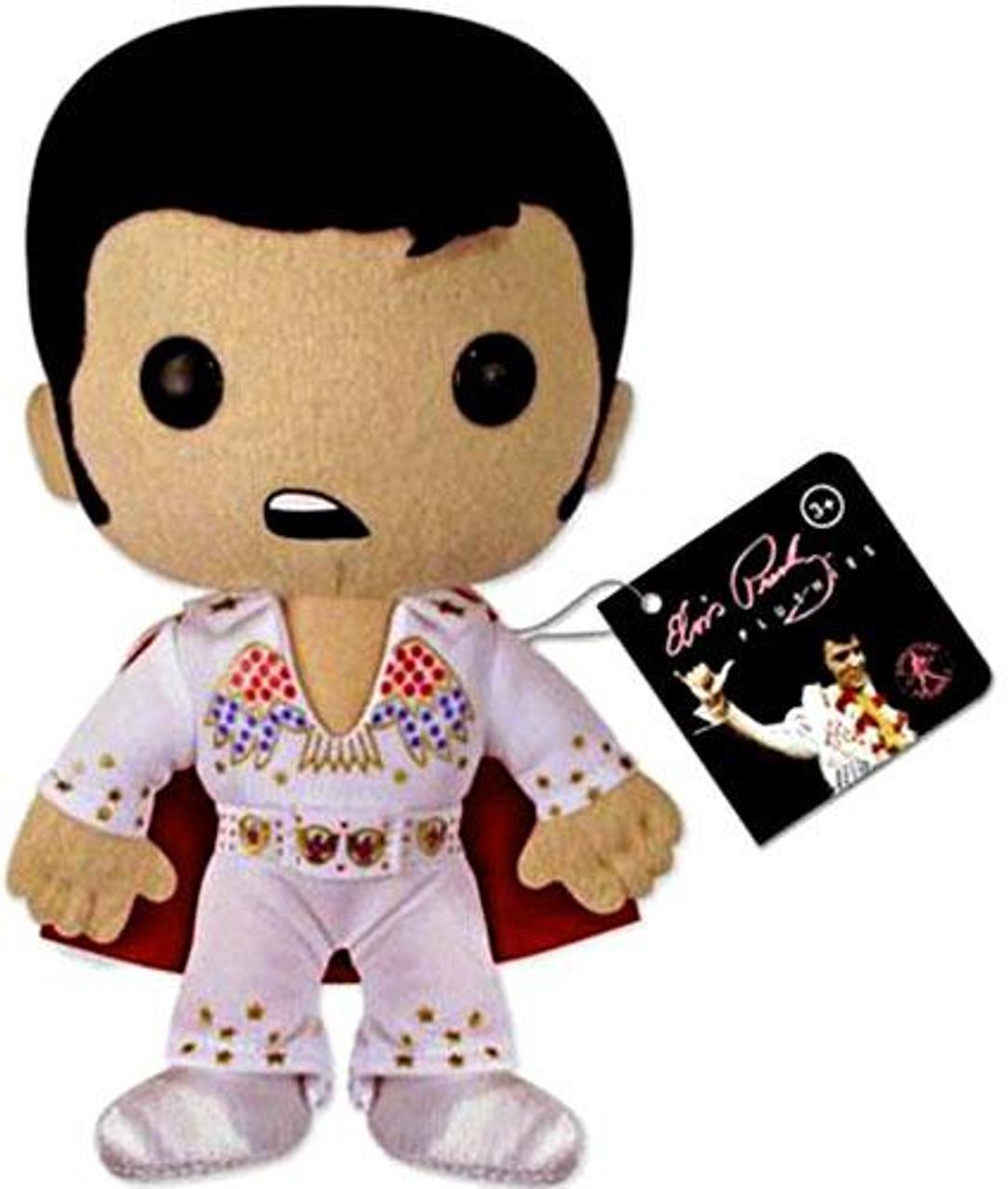Funko Elvis Presley Elvis 5-Inch Plushie [Aloha]