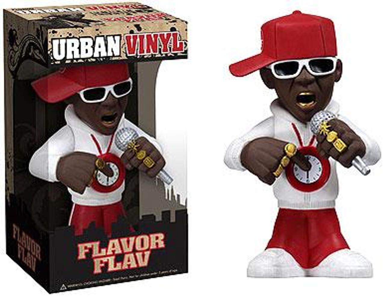 Public Enemy Funko Rocks Urban Vinyl Flavor Flav 6-Inch Vinyl Figure [Public Enemy]
