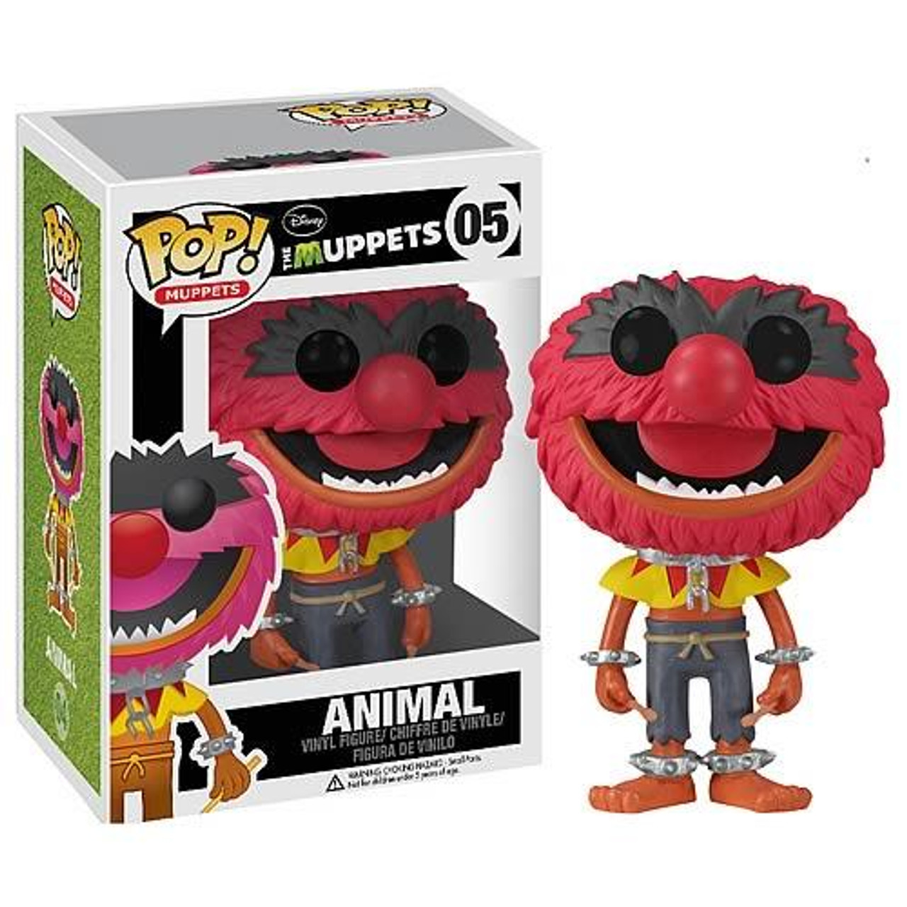 The Muppets Funko POP! TV Animal Vinyl Figure #05