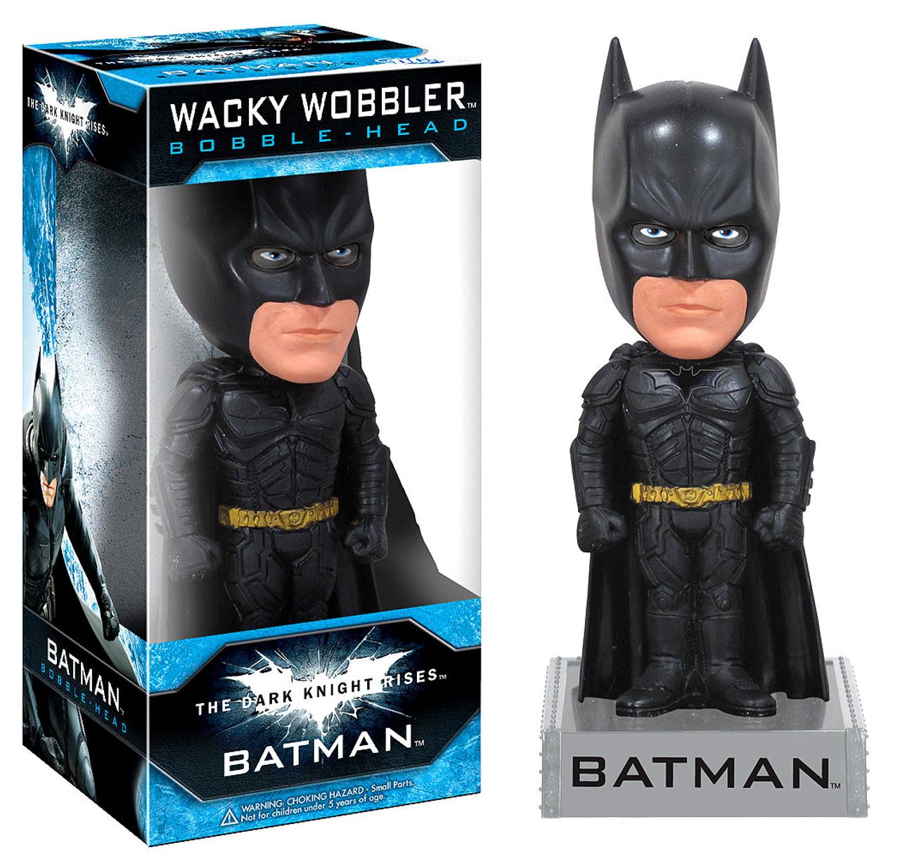 Funko The Dark Knight Rises Wacky Wobbler Batman Bobble Head [The Dark Knight Rises]