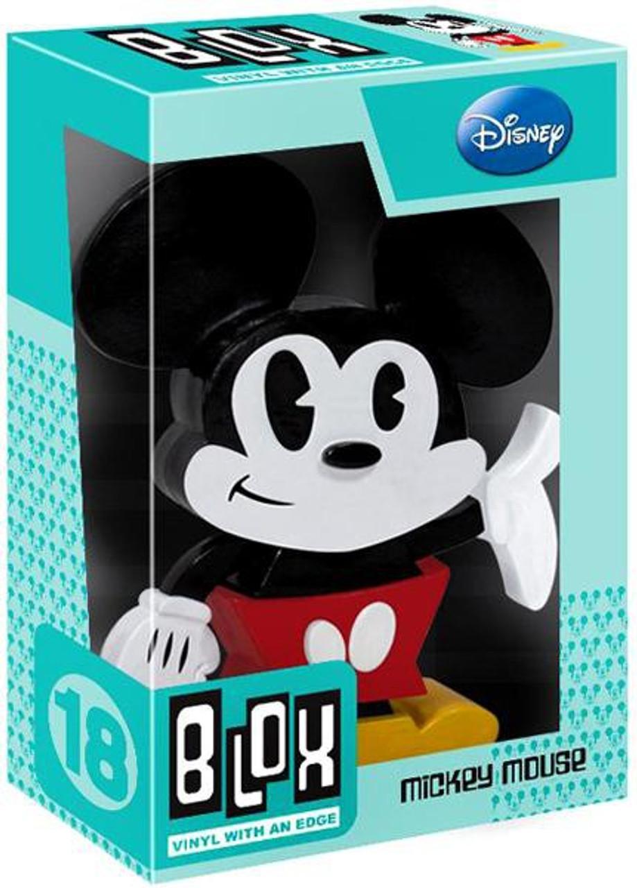 Funko Disney BLOX Mickey Mouse 7-Inch Vinyl Figure