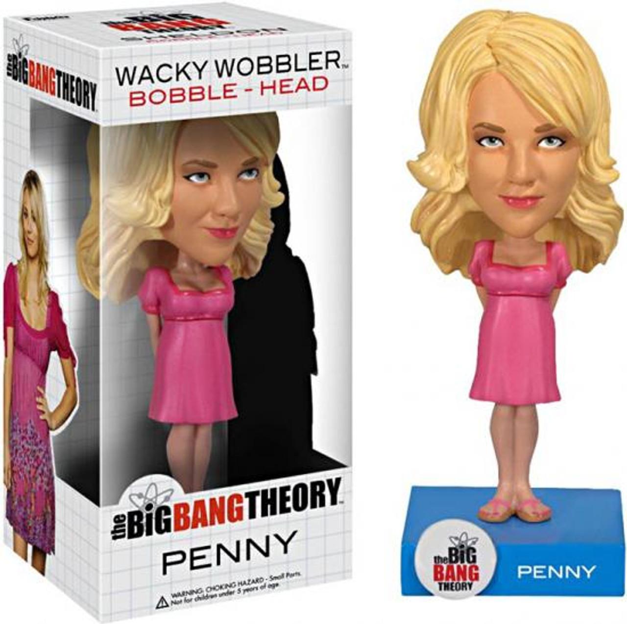 Funko The Big Bang Theory Wacky Wobbler Penny Bobble Head