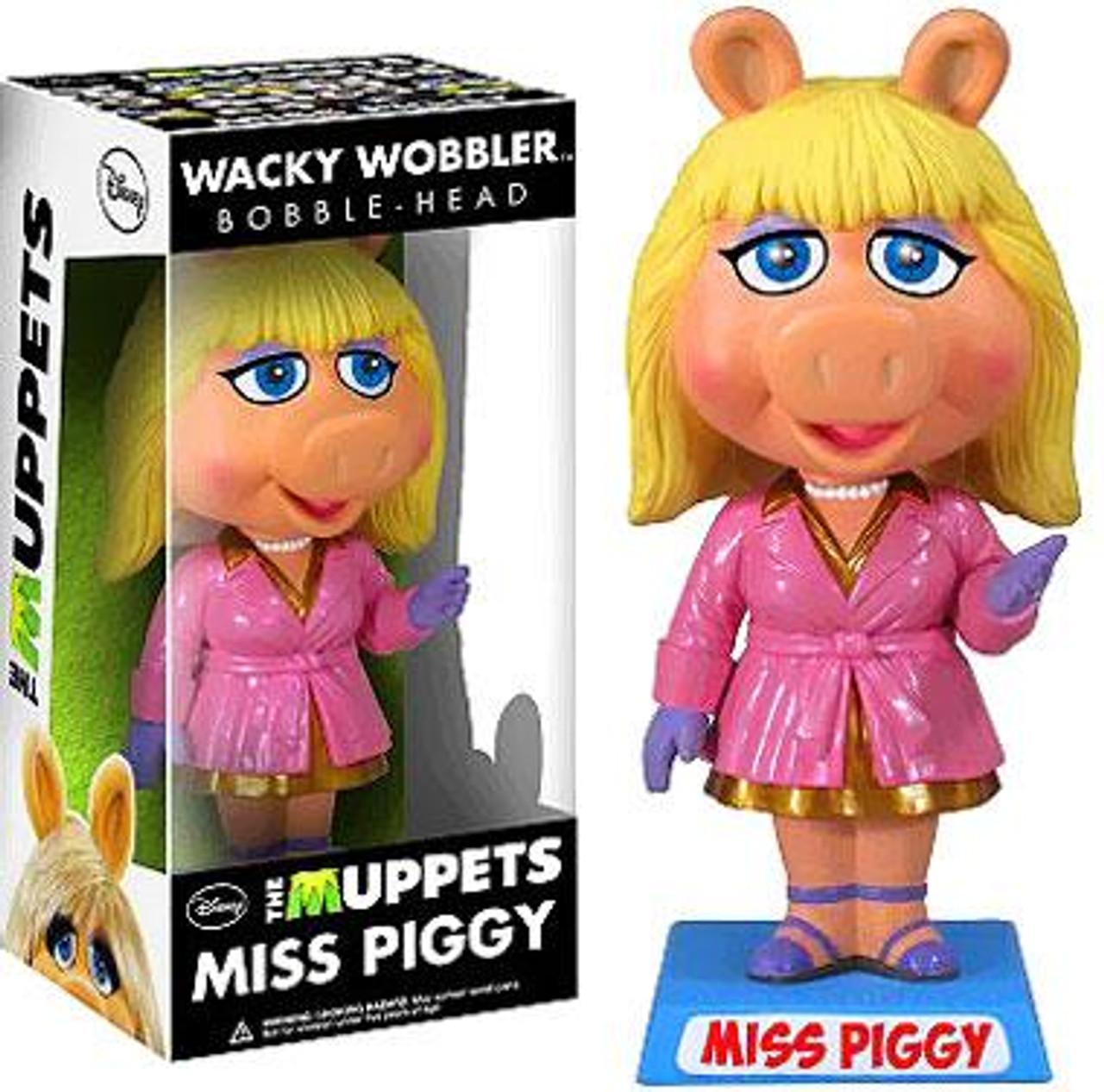 Funko The Muppets Wacky Wobbler Miss Piggy Bobble Head