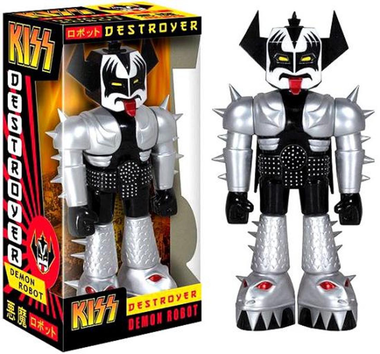 Funko KISS Destroyer Demon Robot 11-Inch Vinyl Figure