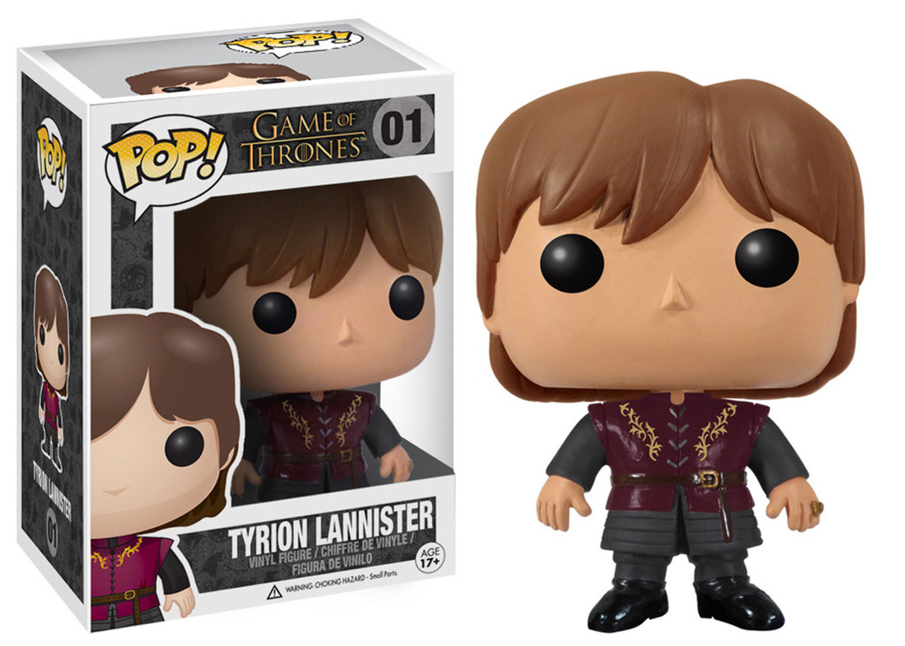 Funko POP! Game of Thrones Tyrion Lannister Vinyl Figure #01