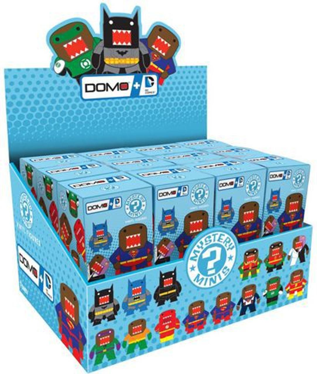 Funko Mystery Minis DC Domo Mystery Box [24 Packs]