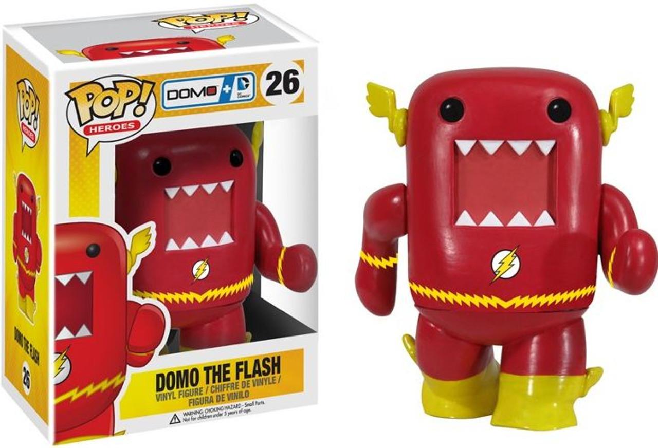 Funko POP! Heroes Domo The Flash Vinyl Figure #26
