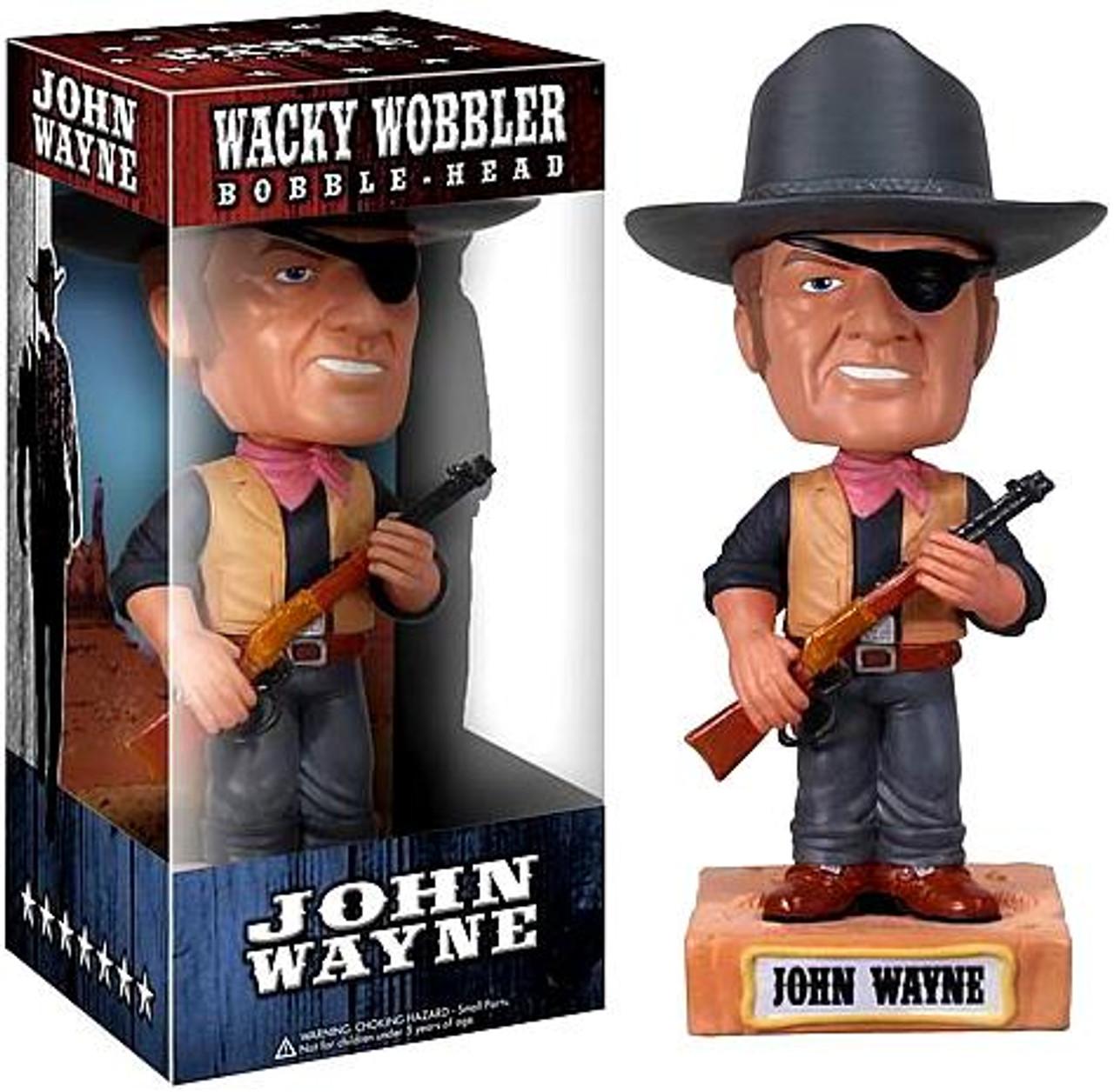 Funko Wacky Wobbler John Wayne Bobble Head [True Grit]