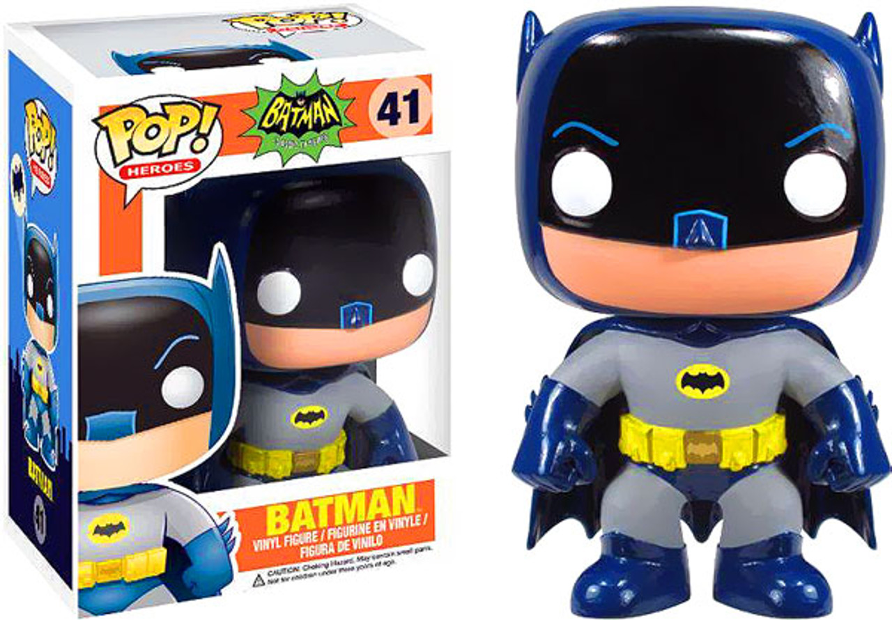 1966 TV Series Funko POP! Heroes Batman Vinyl Figure #41 [1966 TV Series]