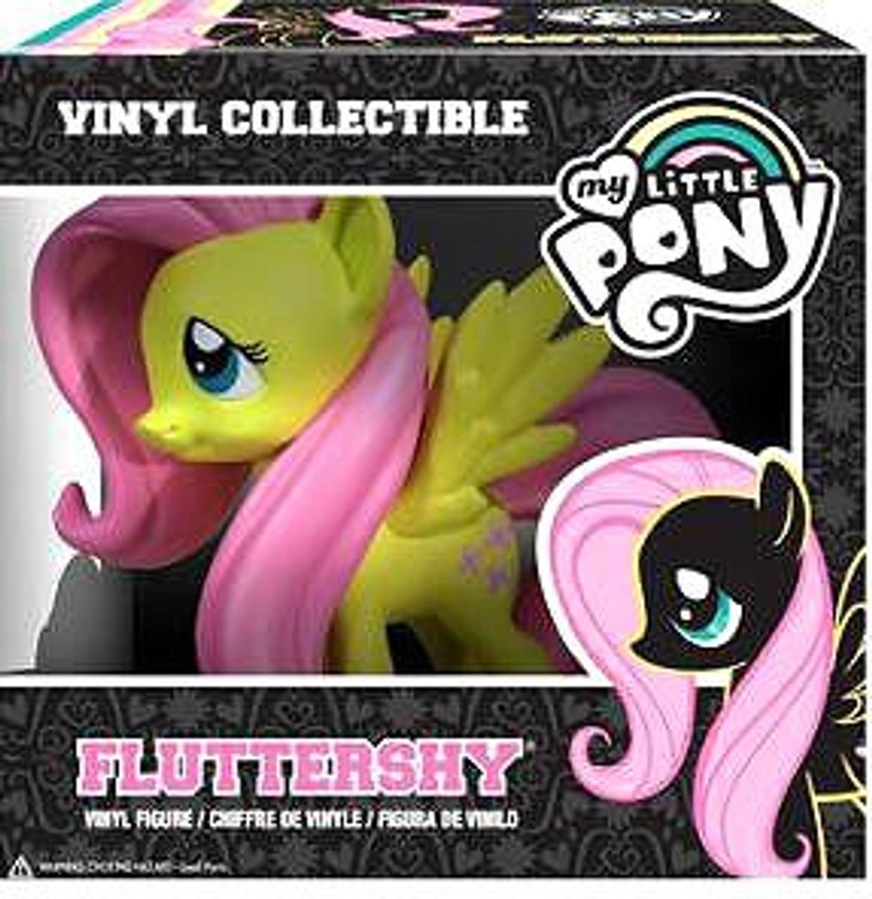 Funko My Little Pony Vinyl Collectibles Fluttershy Vinyl Figure