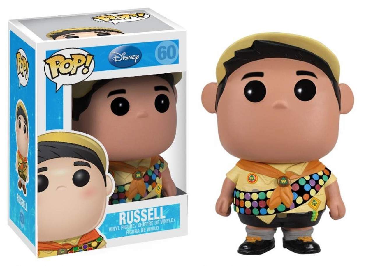 Up Funko POP! Disney Russel Vinyl Figure #60