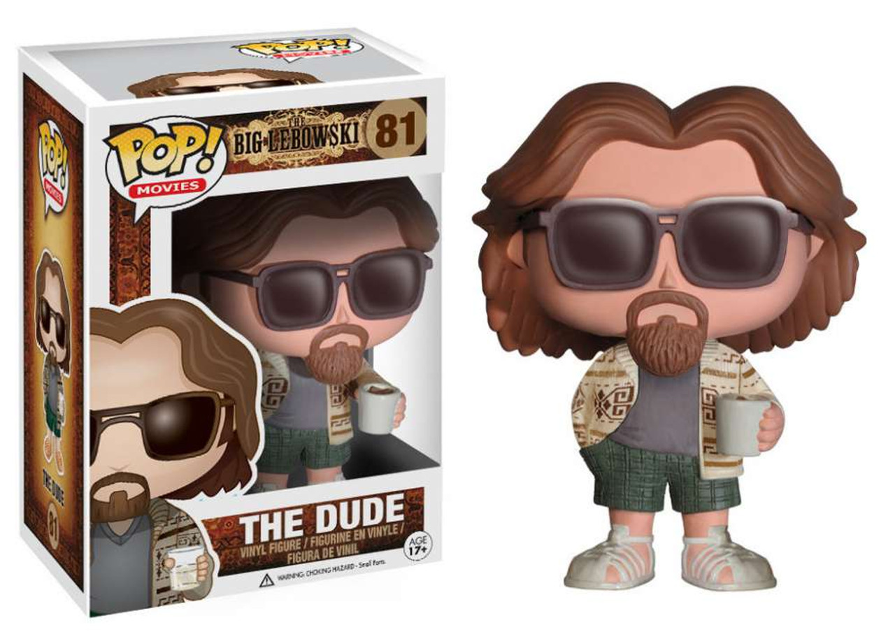 The Big Lebowski Funko POP! Movies The Dude Vinyl Figure #81