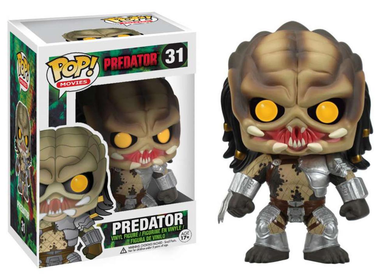 Funko POP! Movies Predator Vinyl Figure #31