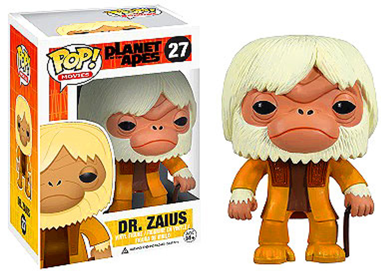 Planet of the Apes Funko POP! Movies Dr. Zaius Vinyl Figure #27