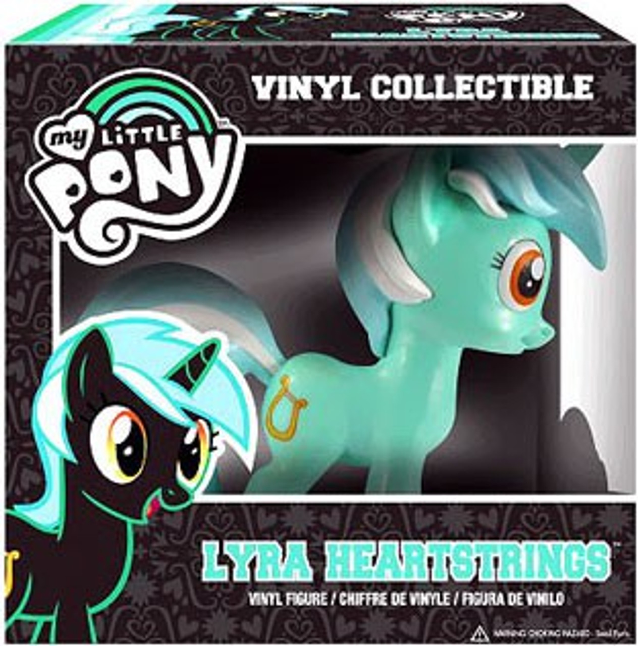 Funko My Little Pony Vinyl Collectibles Lyra Heartstrings Vinyl Figure