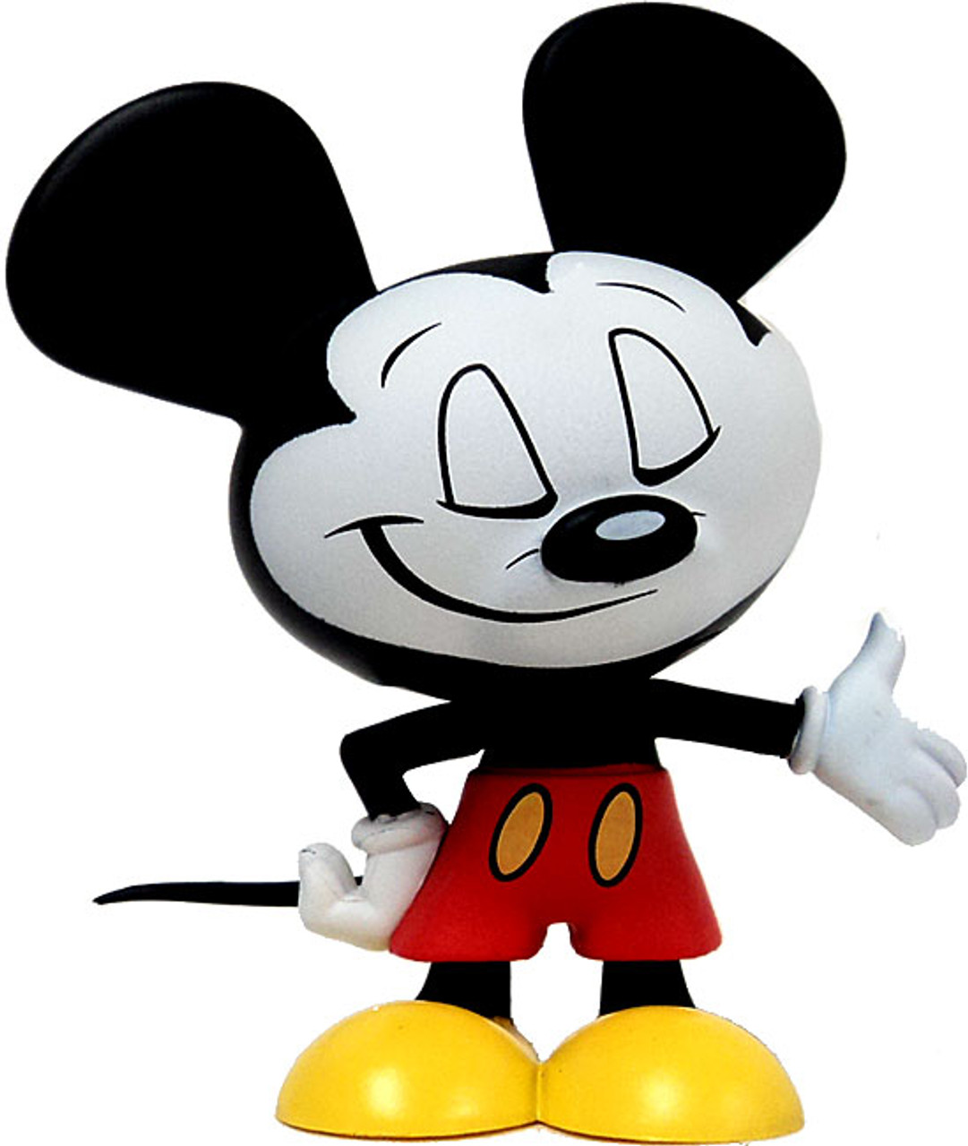 Funko Disney Mystery Minis Series 1 Mickey Mouse Vinyl Mini Figure [Eyes Closed, Hand Out Loose]