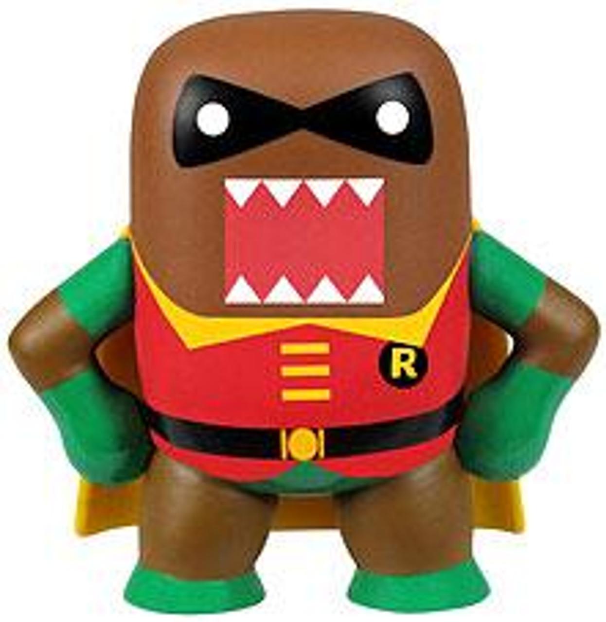 Funko Domo DC Mystery Minis Robin 2.5-Inch Mystery Minifigure [Classic Loose]