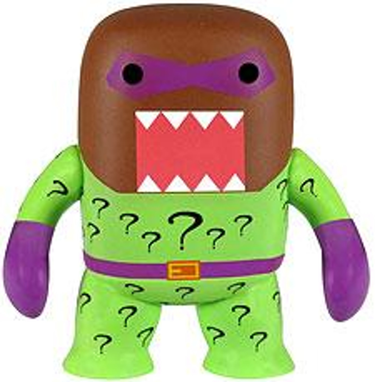 Funko Domo DC Mystery Minis The Riddler 2.5-Inch Vinyl Figure [Loose]