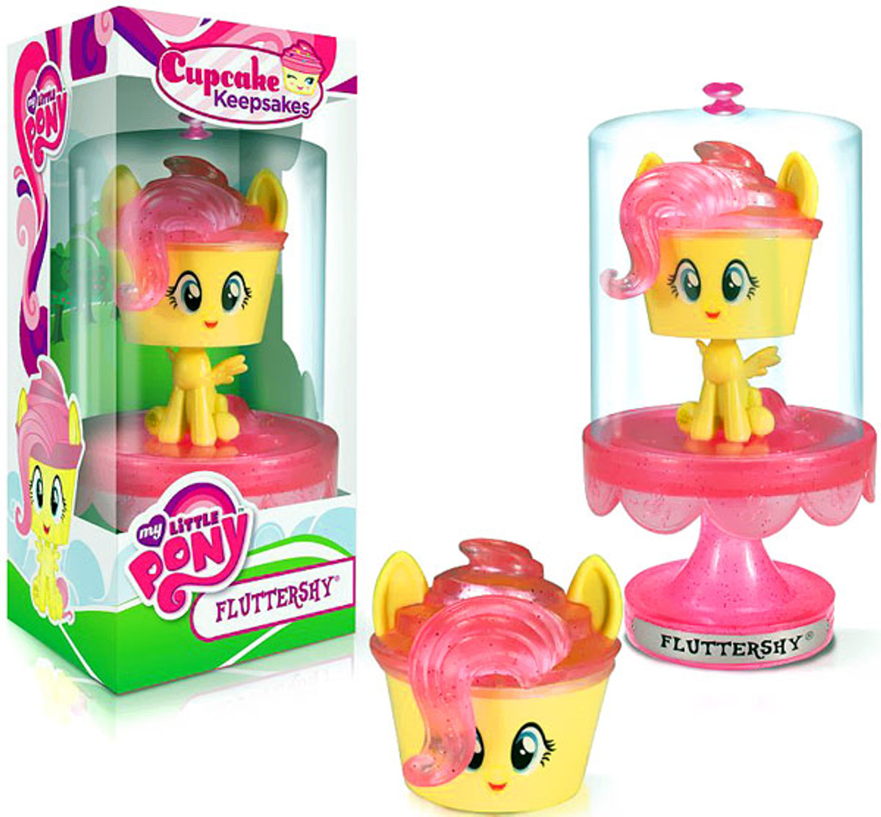 Funko My Little Pony Cupcake Keepsakes Fluttershy Cupcake Keepsake