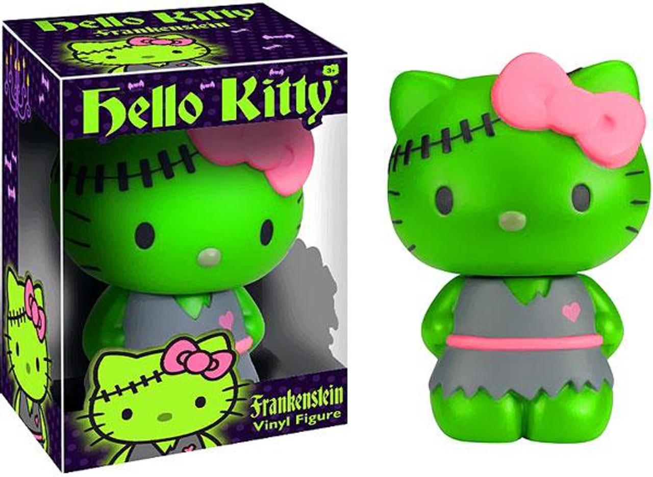 Funko Hello Kitty Halloween Frankenstein 5-Inch Vinyl Figure
