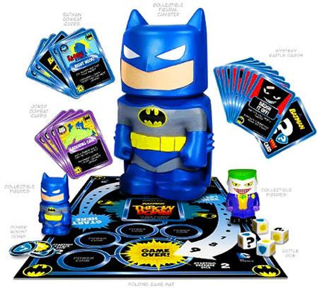 Funko Throwdown Batman vs. The Joker Board Game
