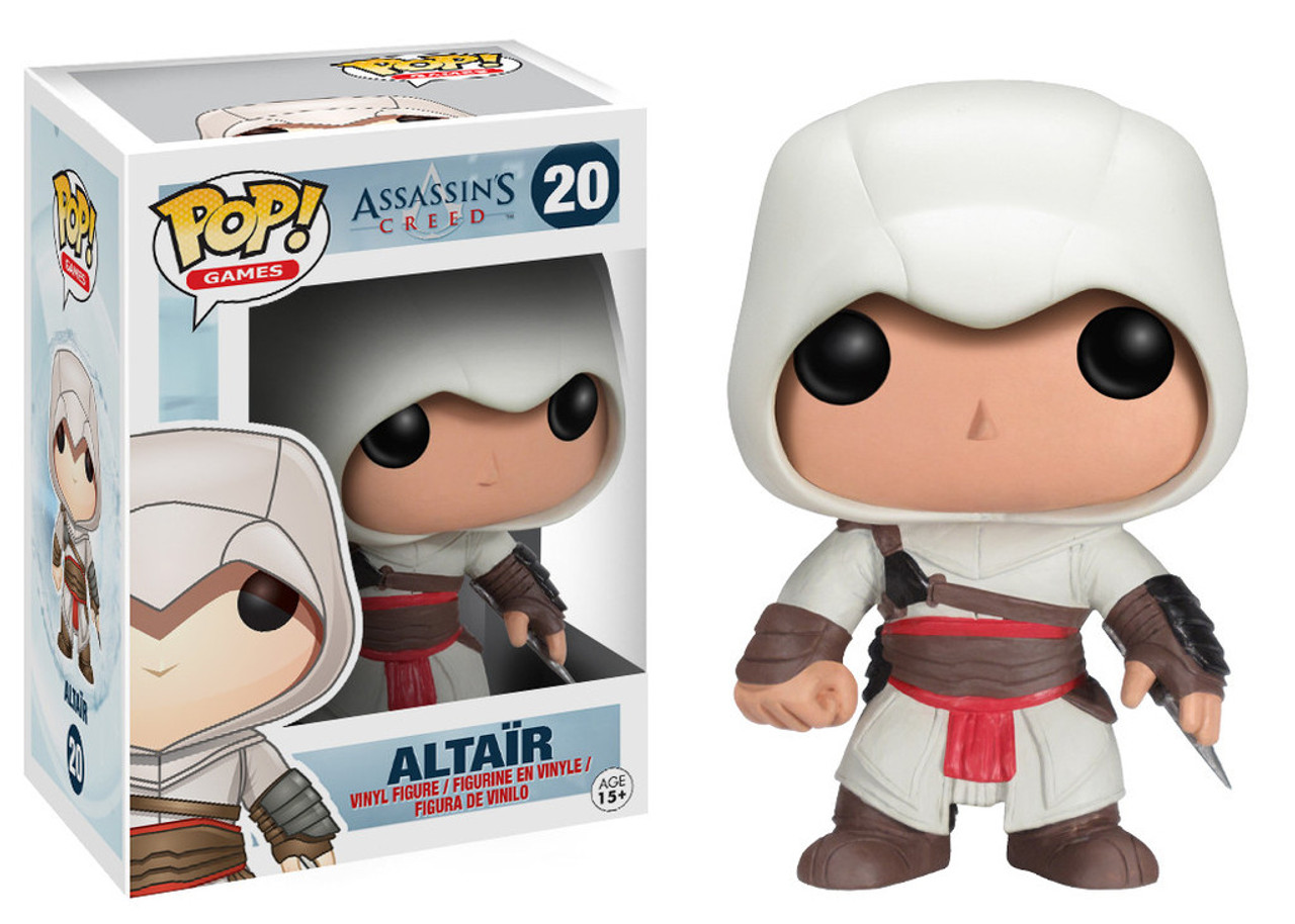 Assassin's Creed Funko POP! Games Altair Vinyl Figure #20