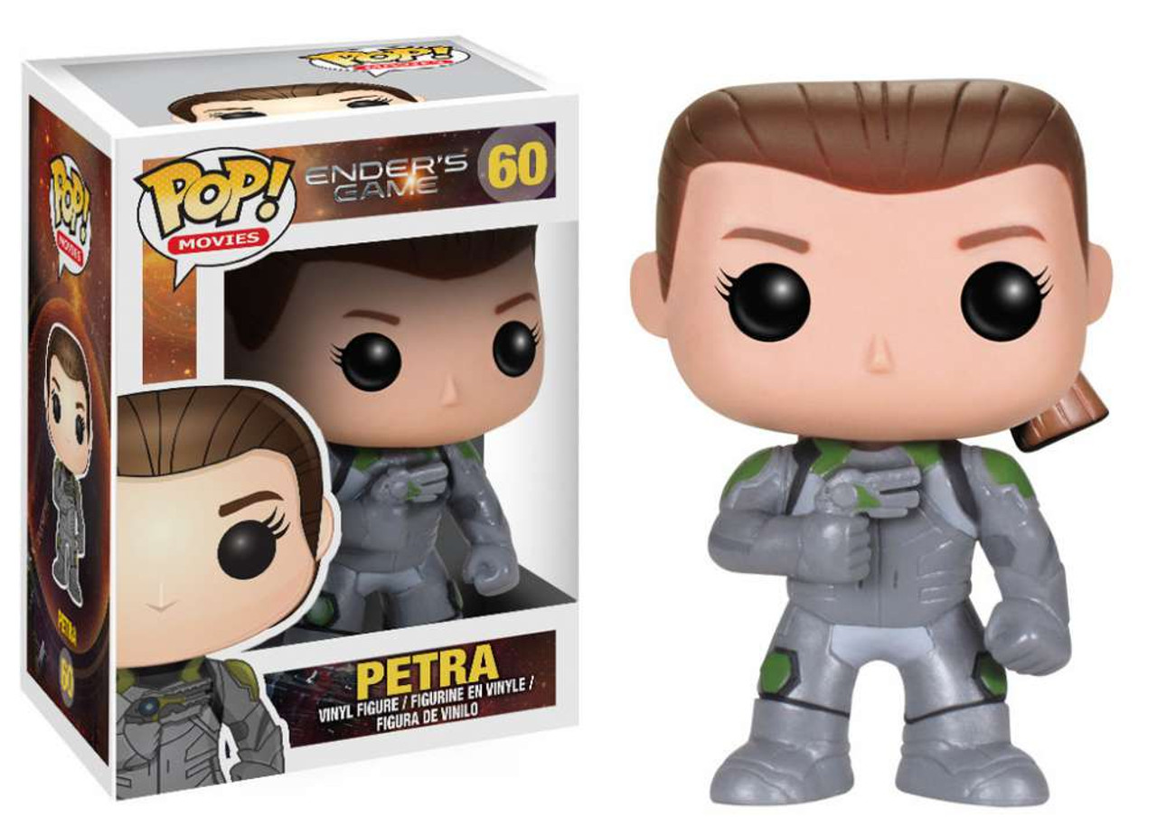 Ender's Game Funko POP! Movies Petra Vinyl Figure #60
