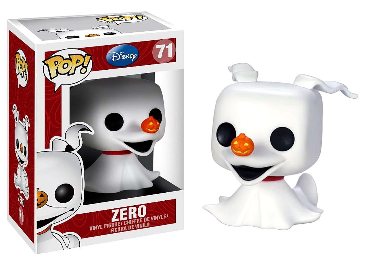 Funko The Nightmare Before Christmas Funko POP Disney Zero Vinyl ...