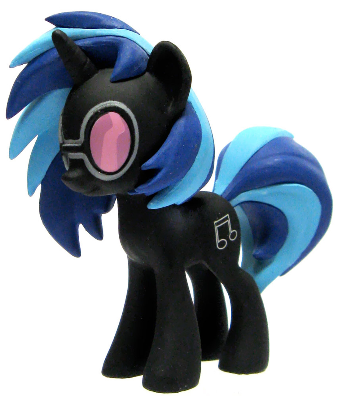 Funko My Little Pony Series 1 Mystery Minis DJ P0N-3 [Vinyl Scratch] Mystery Minifigure [Vinyl Scratch Loose]