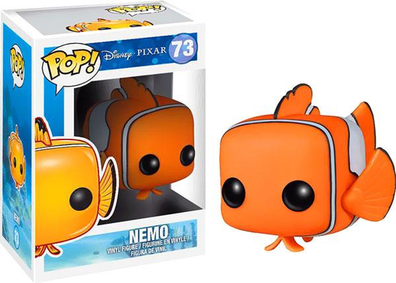 Finding Nemo Funko POP! Disney Nemo Vinyl Figure #73